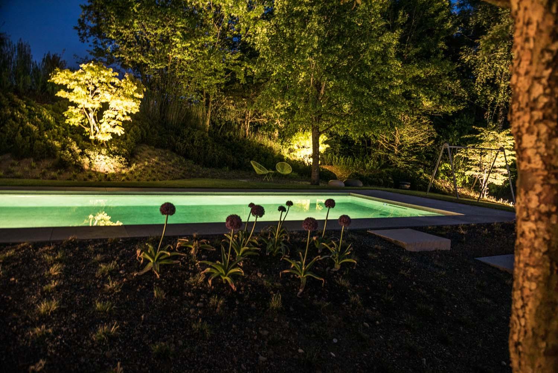 gartenbeleuchtung arnold gartenbau. Black Bedroom Furniture Sets. Home Design Ideas