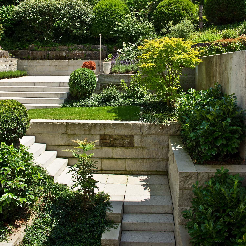 Kleiner Garten Idee Gartengestaltung 0325   Arnold Gartenbau