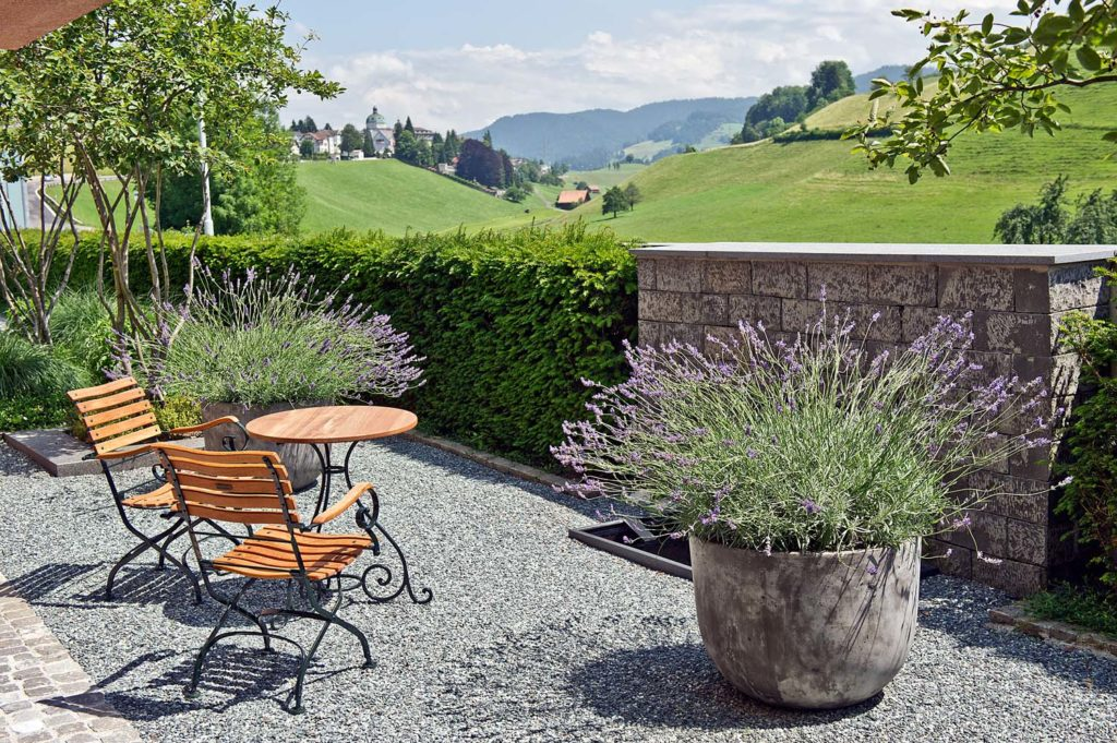 Garten idee  Terrace design – Terrace planning and construction from Zug