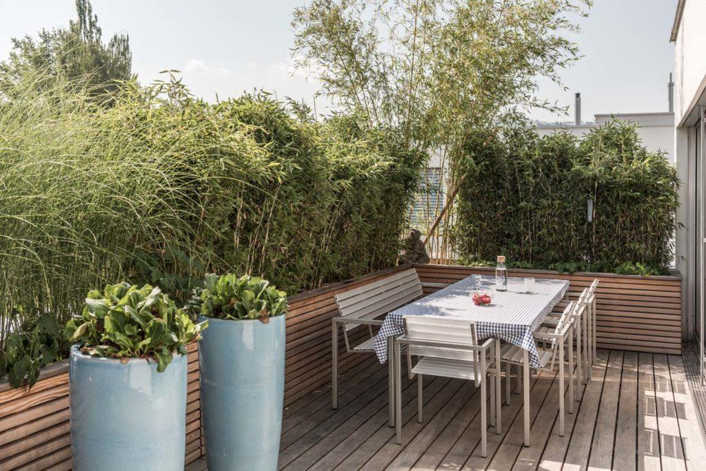 Terrassengestaltung arnold gartenbau for Terrassen lounge