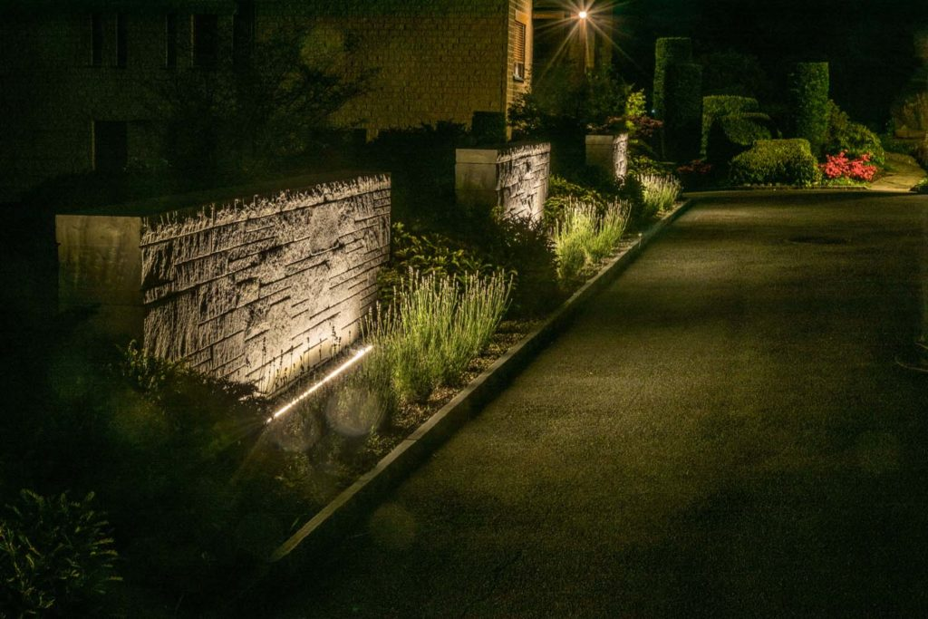 Garten Licht garden illumination the magic of the in your outside living area