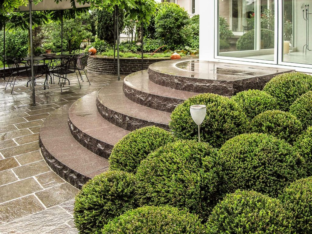 The whole range of horticulture and landscape design for Gartengestaltung design