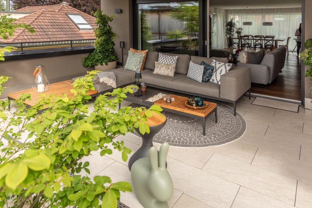 Terrace Ideas Arnold Gartenbau